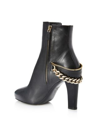 LANVIN CHAIN ANKLE BOOT Boots D r