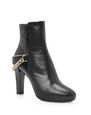 LANVIN Boots Woman CHAIN ANKLE BOOT f