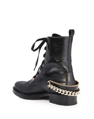 BIKER ANKLE BOOT