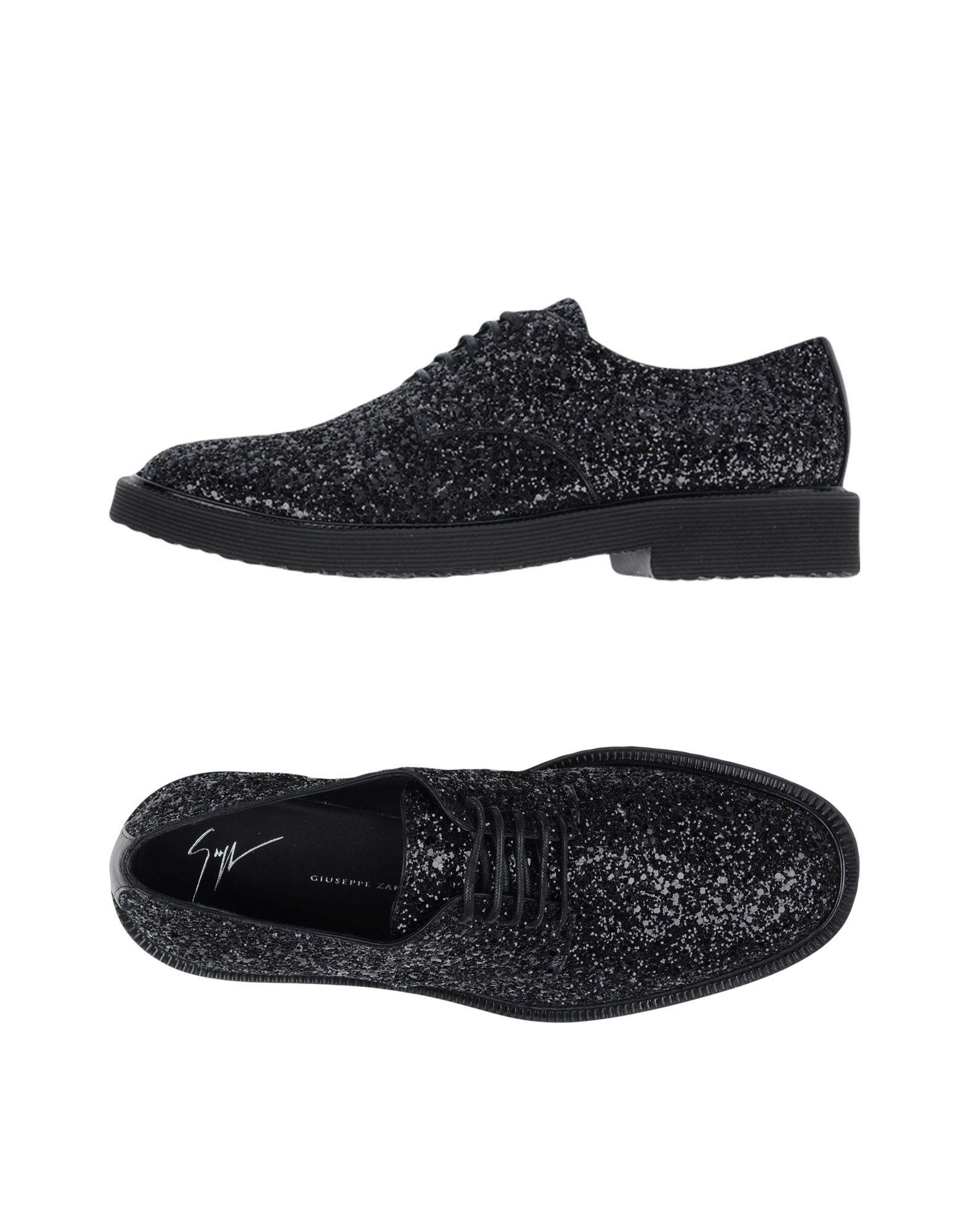 GIUSEPPE ZANOTTI Обувь на шнурках обувь