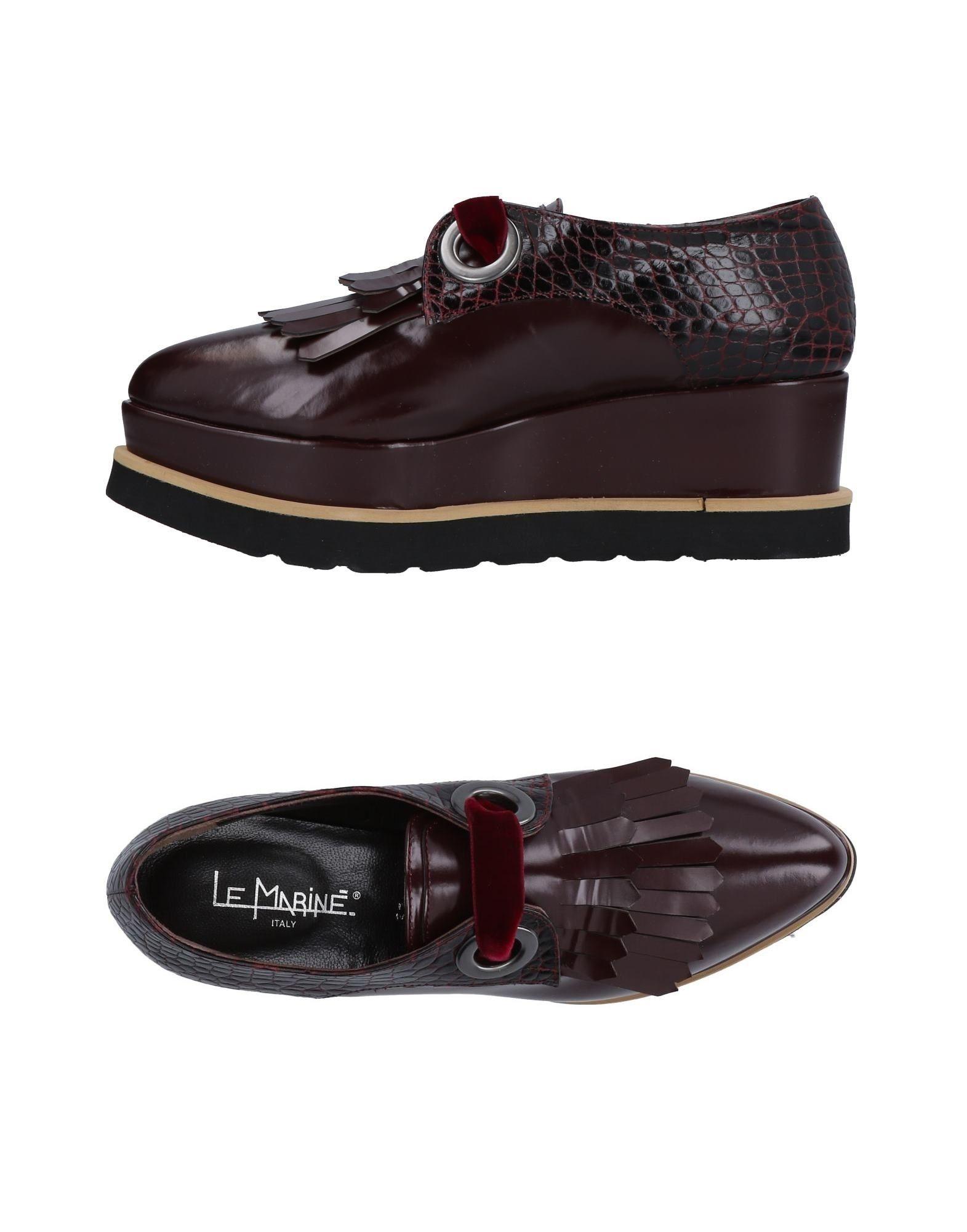 где купить LE MARINĒ Обувь на шнурках по лучшей цене