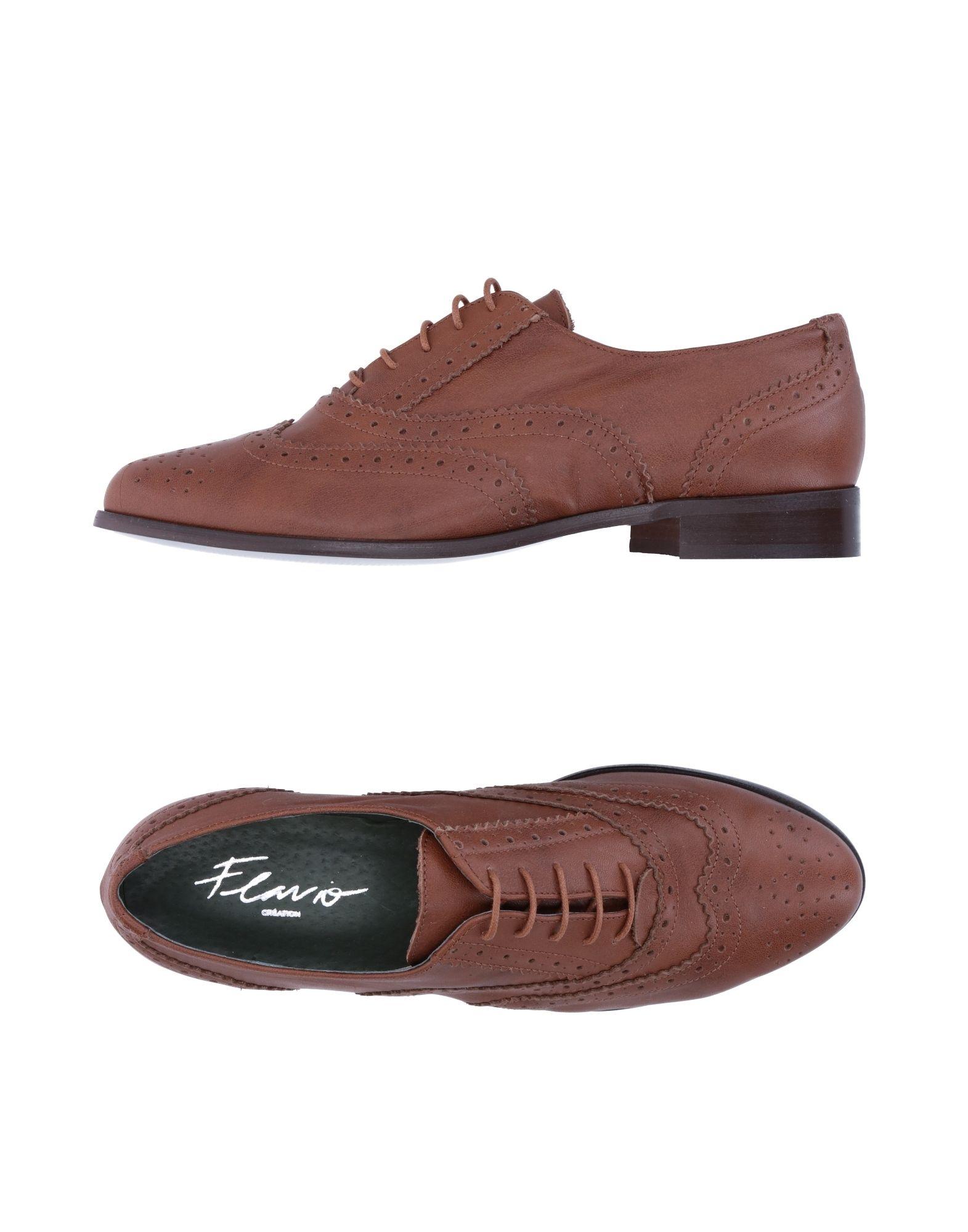 FLAVIO CREATION Обувь на шнурках цены онлайн