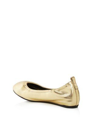 LANVIN CLASSIC BALLET FLAT Ballerinas D d
