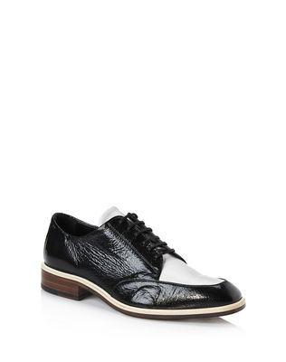 LANVIN Loafers D DUAL MATERIAL DERBY SHOE F