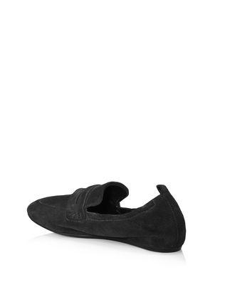 LANVIN SUPPLE SUEDE CALFSKIN LOAFER Loafers D d