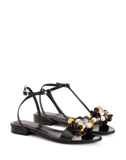 lanvin pearl sandal women