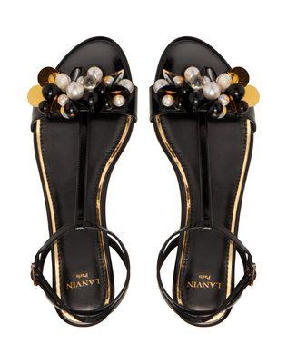 LANVIN PEARL SANDAL Sandals D a
