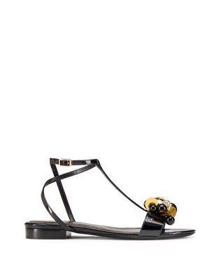 LANVIN PEARL SANDAL Sandals D f