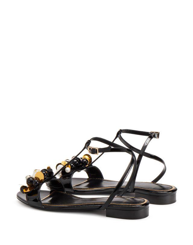 LANVIN PEARL SANDAL Sandals D d