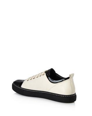LANVIN LAMBSKIN SNEAKER Sneakers D d