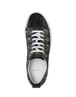 LANVIN 花呢运动鞋 运动鞋 D r