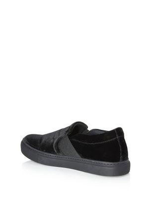 LANVIN VELVET SLIP-ON Sneakers D d