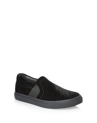 LANVIN VELVET SLIP-ON Sneakers D f