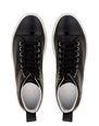 LANVIN Sneakers Woman NAPPA MID-TOP SNEAKER f