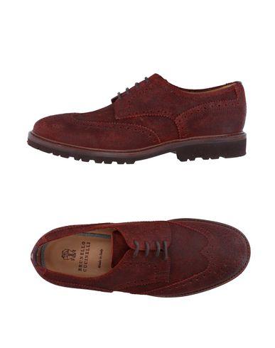 BRUNELLO CUCINELLI Chaussures à lacets homme
