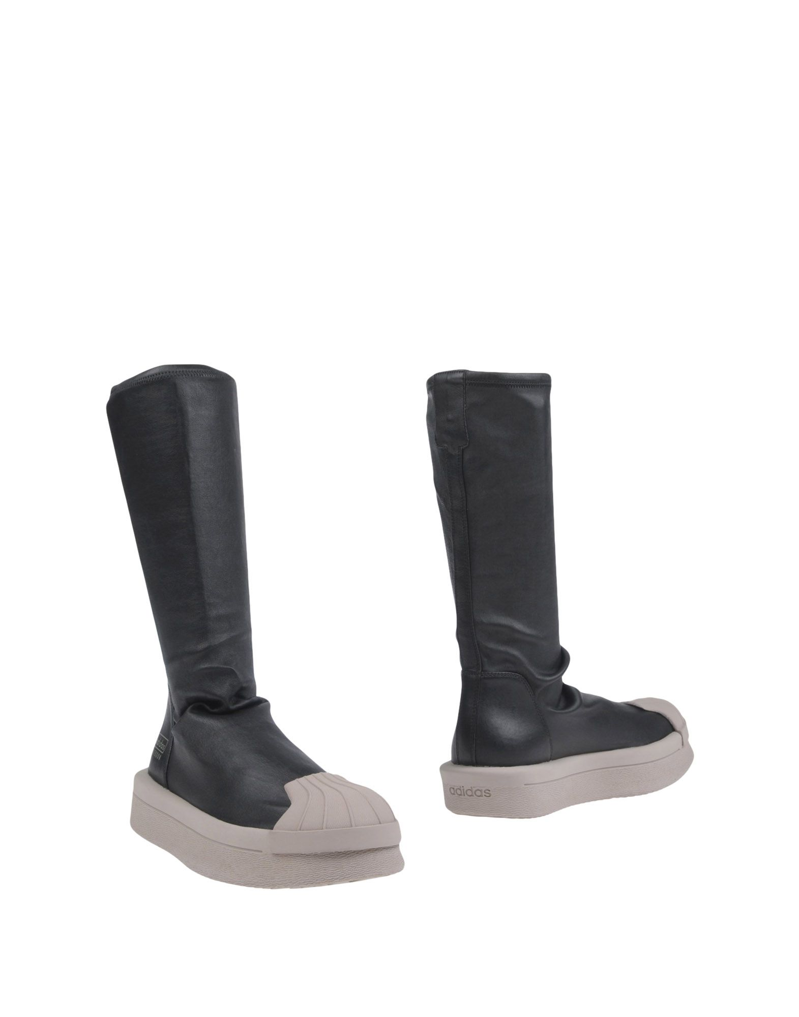 ADIDAS BY RICK OWENS Ankle Boots, Black