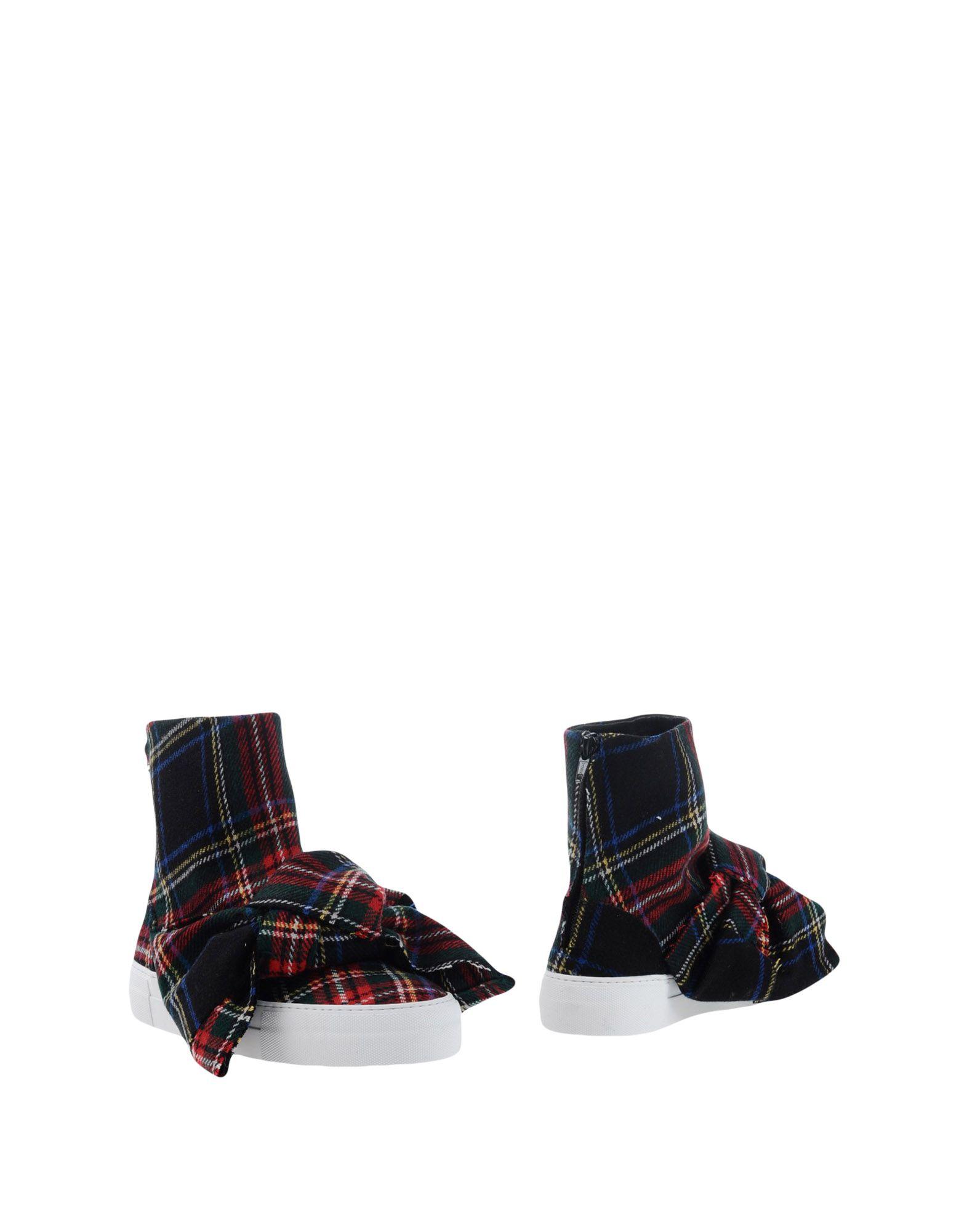 JOSHUA*S Полусапоги и высокие ботинки ботинки swims ботинки без каблука
