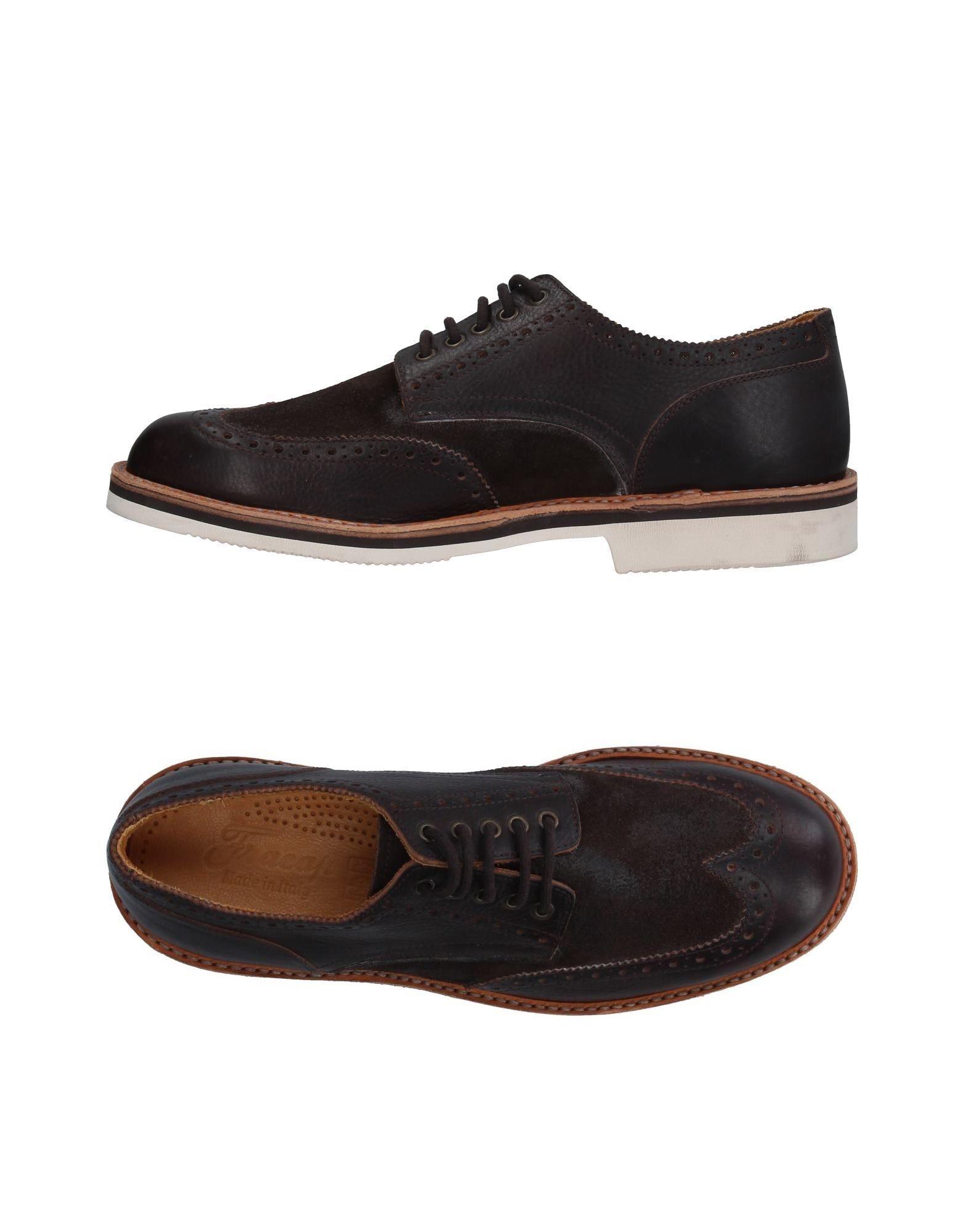 купить FRACAP Обувь на шнурках дешево