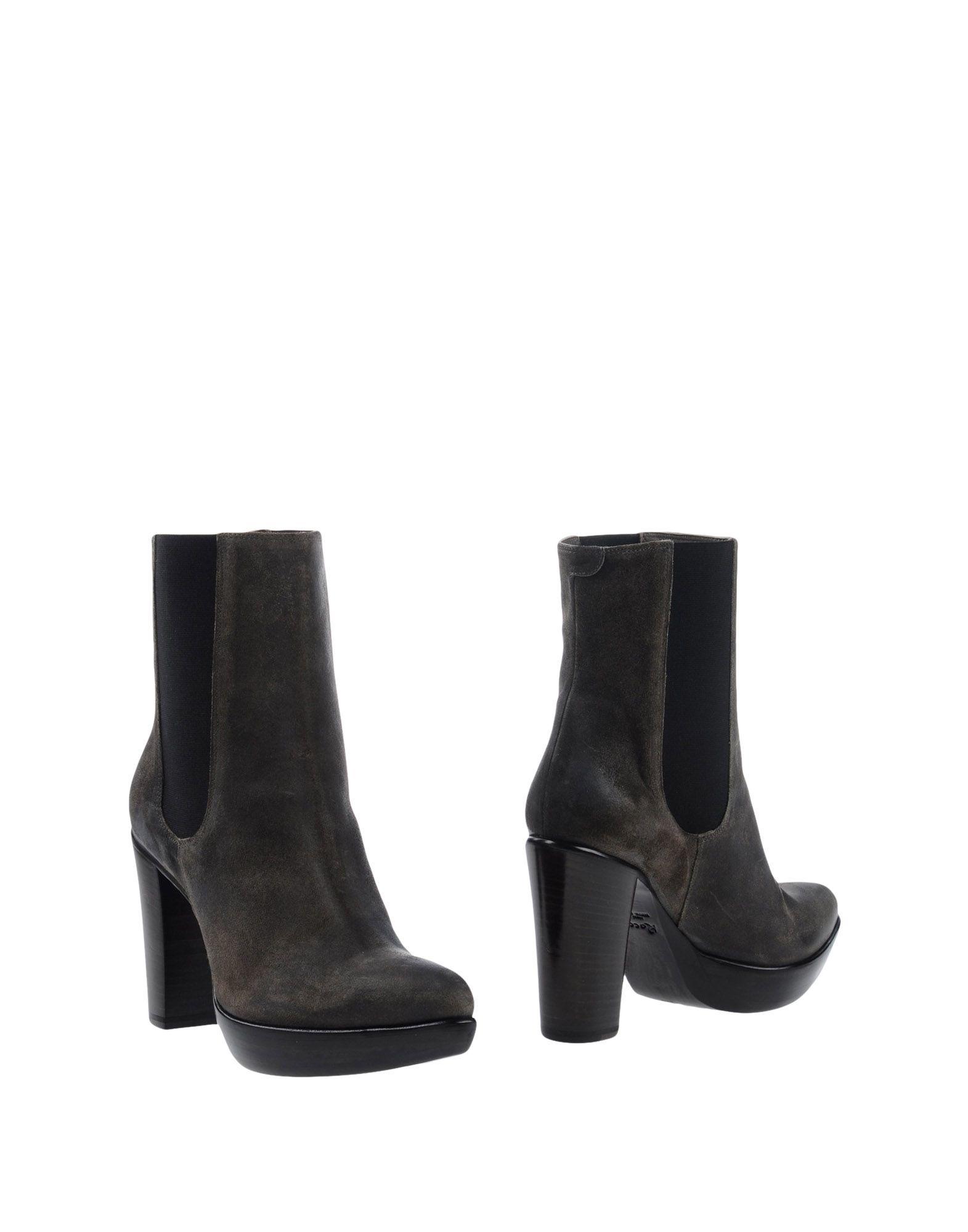 ROCCO P. Полусапоги и высокие ботинки цены онлайн