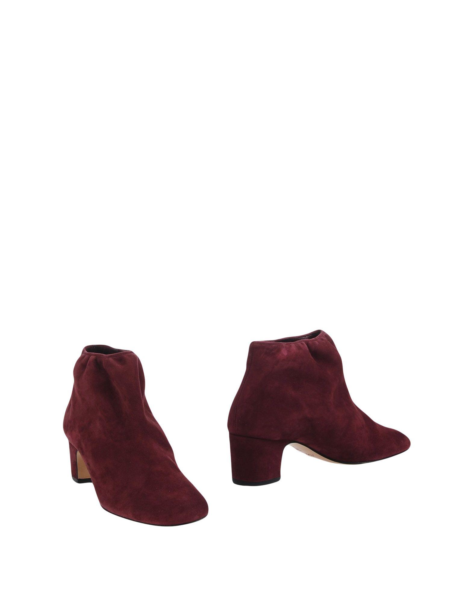 AVRIL GAU Полусапоги и высокие ботинки цены онлайн