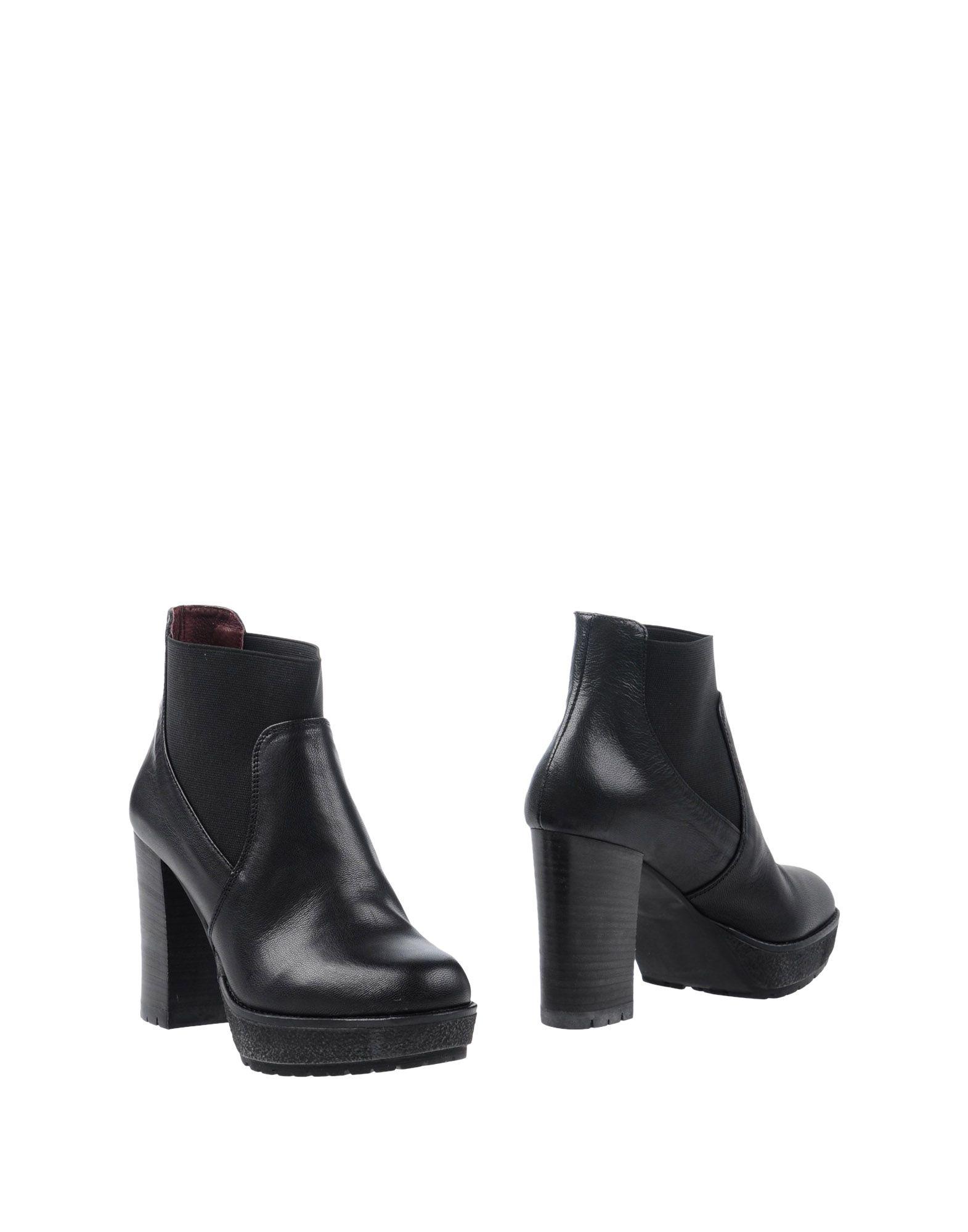 MARINA GREY Полусапоги и высокие ботинки цены онлайн