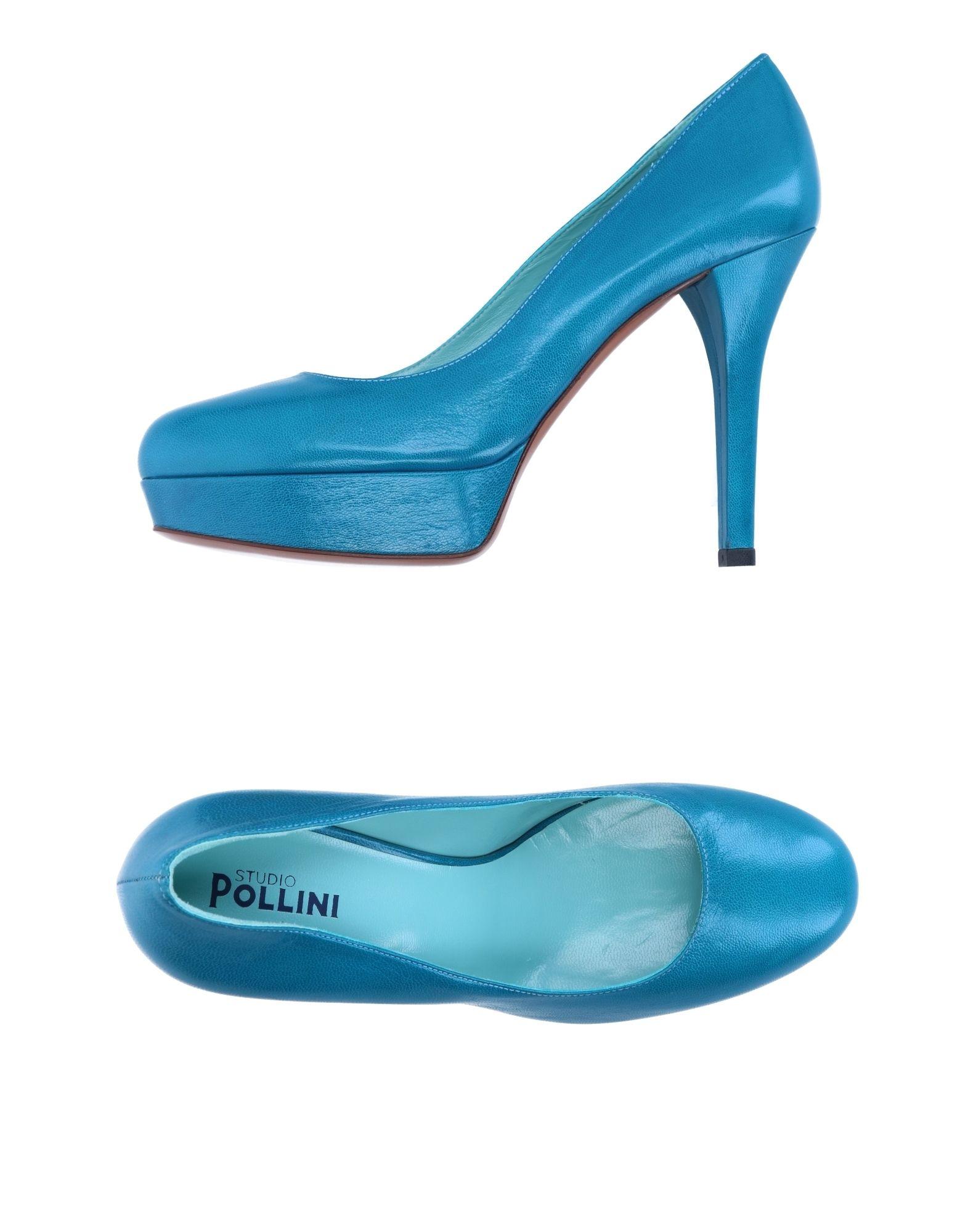 STUDIO POLLINI Туфли цены онлайн