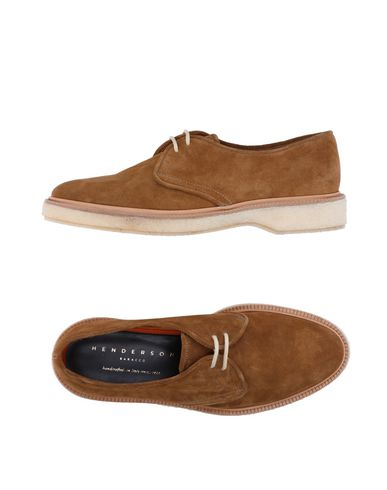 Обувь на шнурках HENDERSON BARACCO 11274039DX