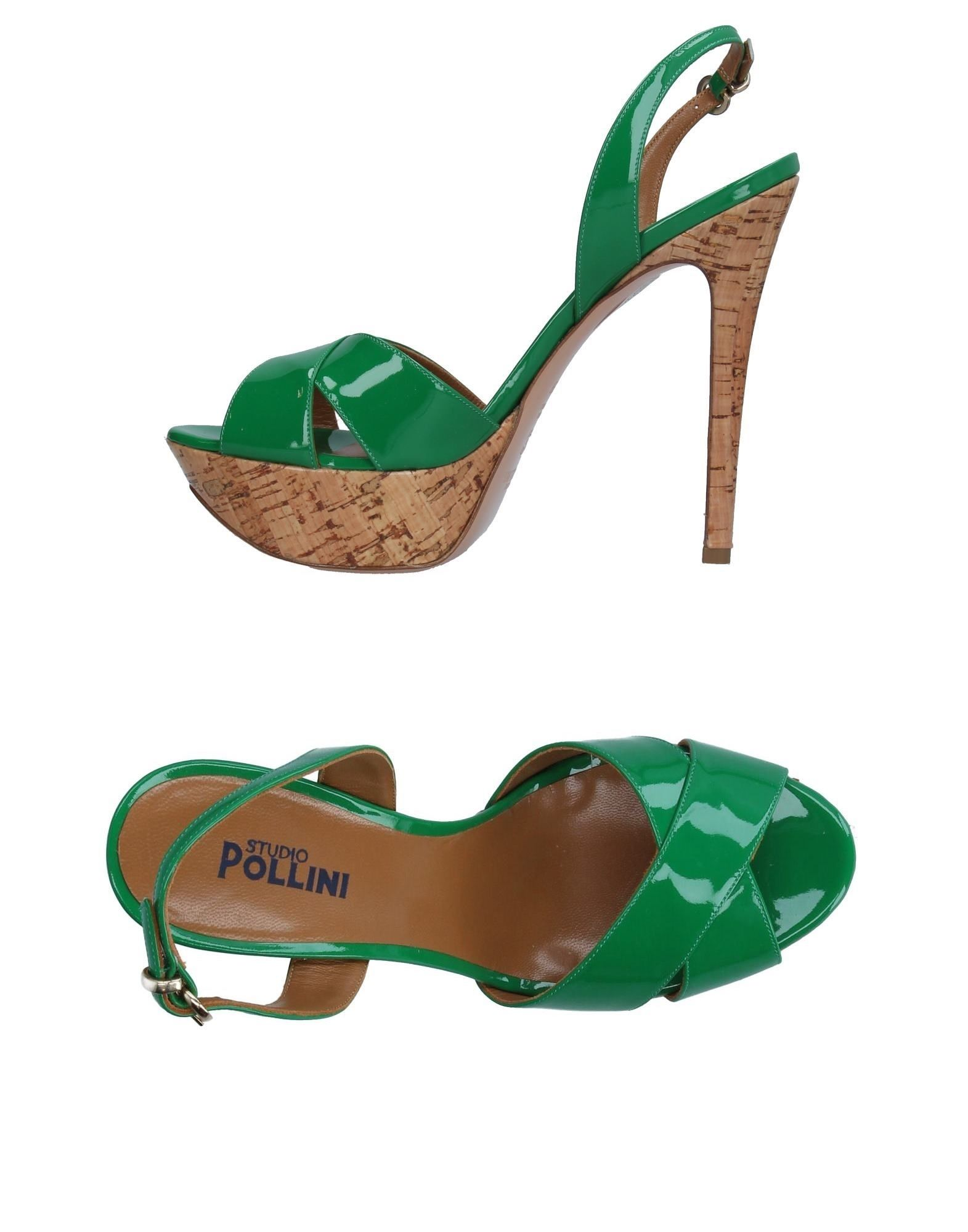 STUDIO POLLINI Сандалии сандалии studio pollini сандалии