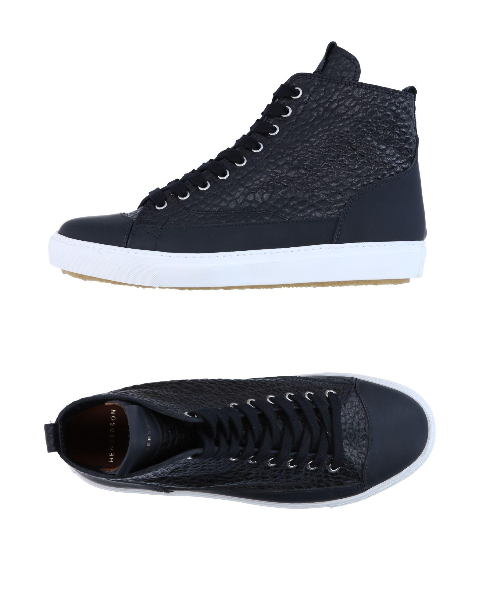 HENDERSON BARACCO Высокие кеды и кроссовки цены онлайн