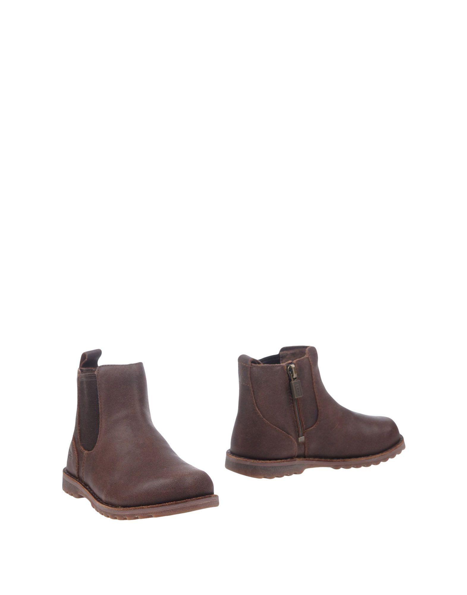 все цены на UGG AUSTRALIA Полусапоги и высокие ботинки онлайн