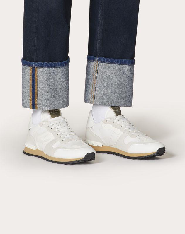 Кроссовки Rockrunner с камуфляжным мотивом