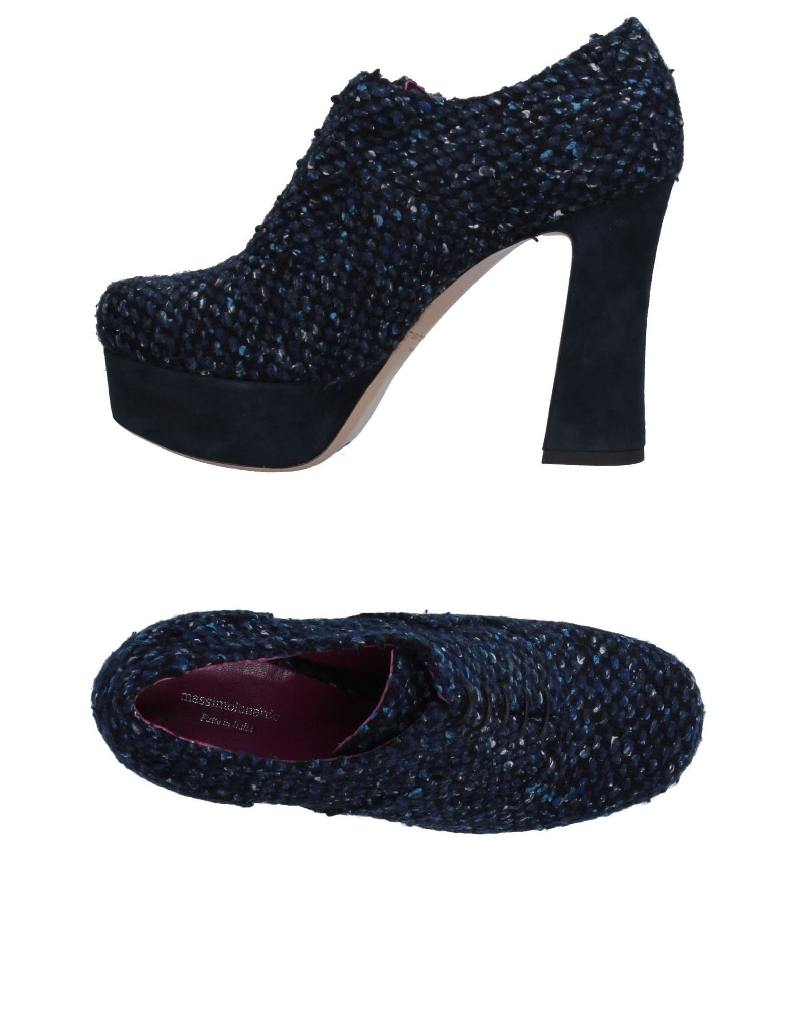 MASSIMO LONARDO Обувь на шнурках обувь ламода