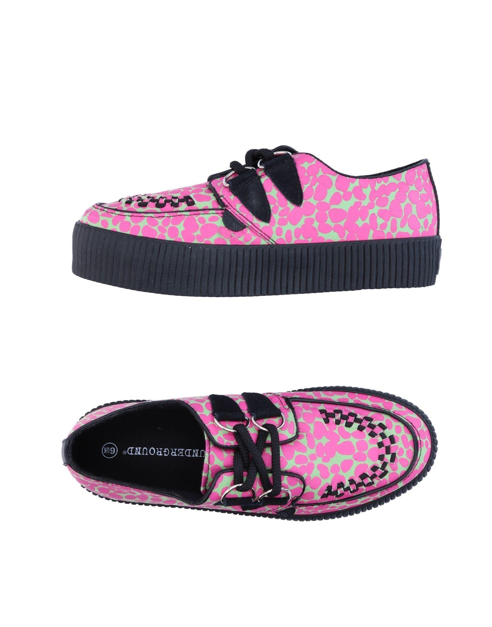 купить UNDERGROUND Обувь на шнурках дешево