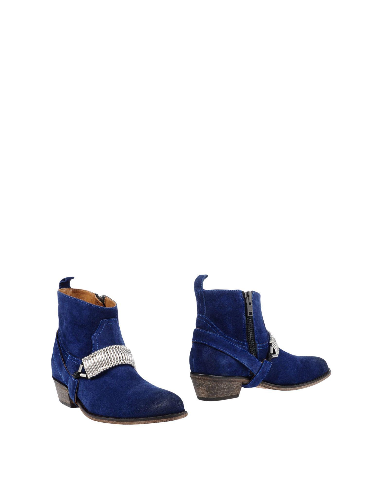 VIA ROMA 15 Полусапоги и высокие ботинки via