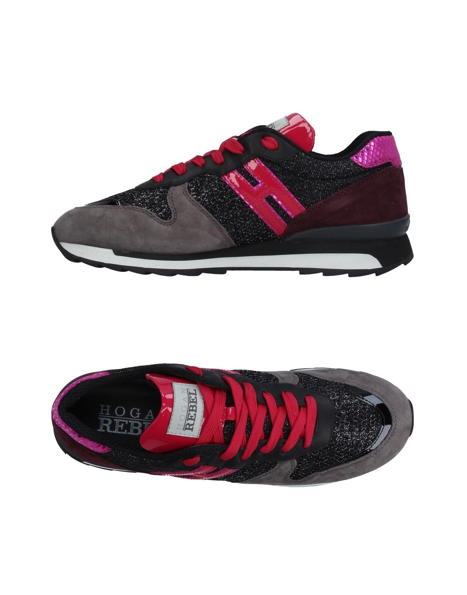 HOGAN REBEL Sneakers in Grey