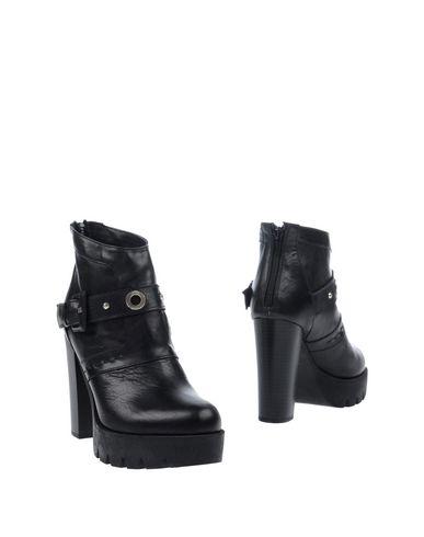 DIVINE FOLLIE - ОБУВЬ - Полусапоги и высокие ботинки - on YOOX.com