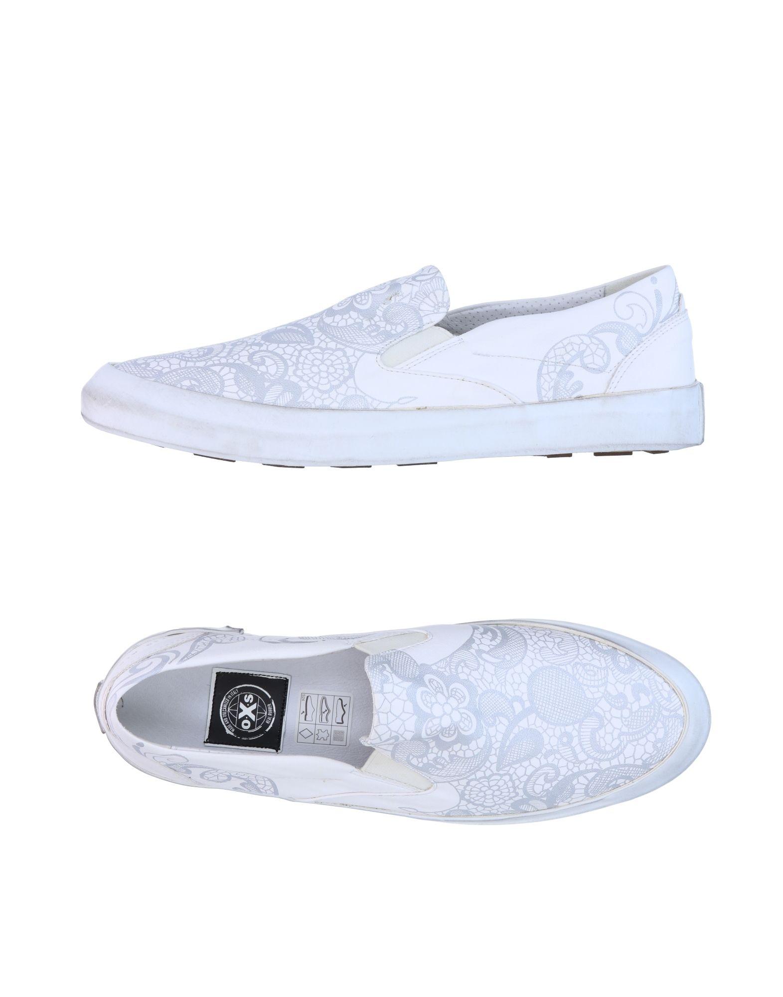 ФОТО o.x.s. низкие кеды и кроссовки