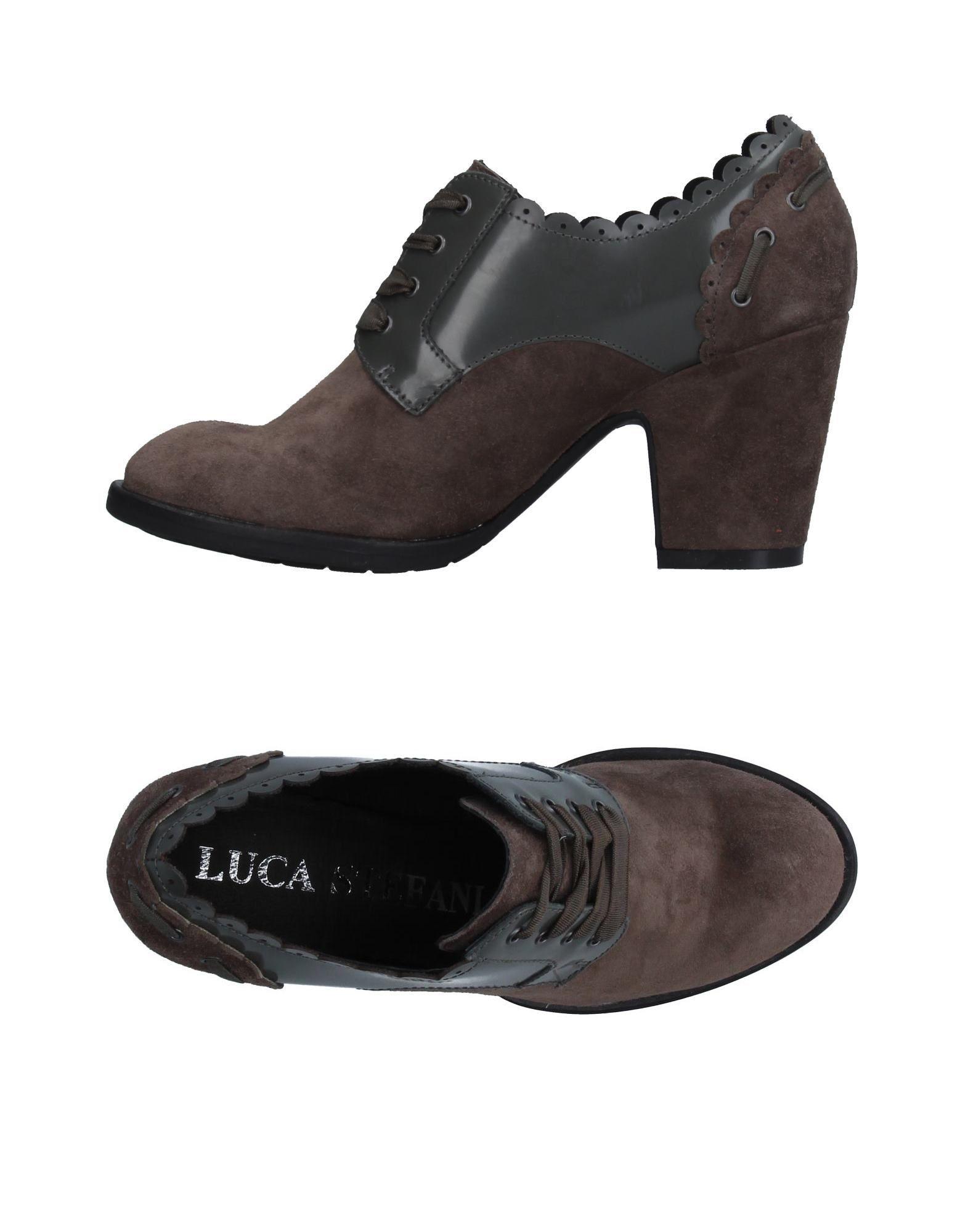 LUCA STEFANI Обувь на шнурках