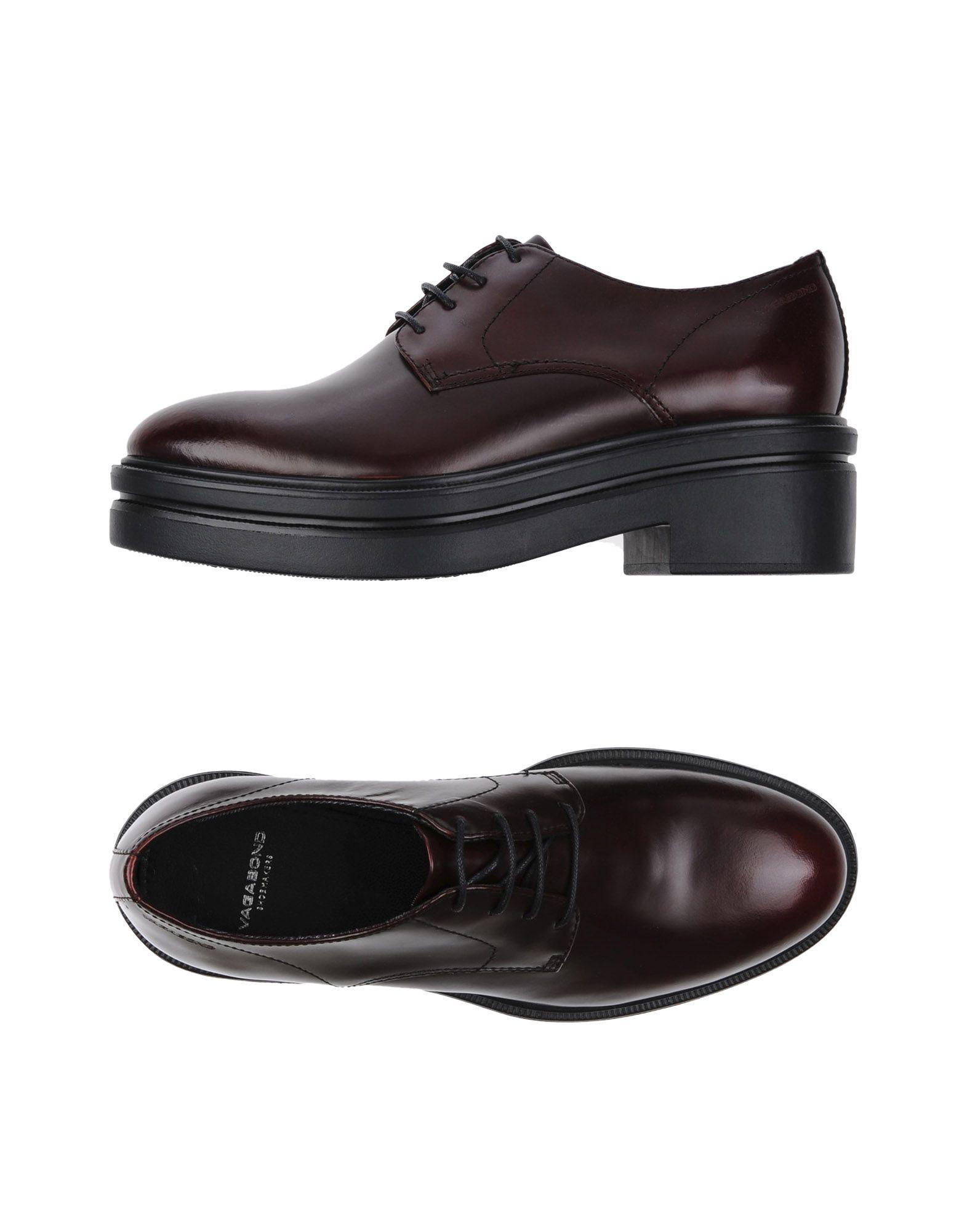 VAGABOND SHOEMAKERS Обувь на шнурках шлепанцы vagabond vagabond va468awpjb28