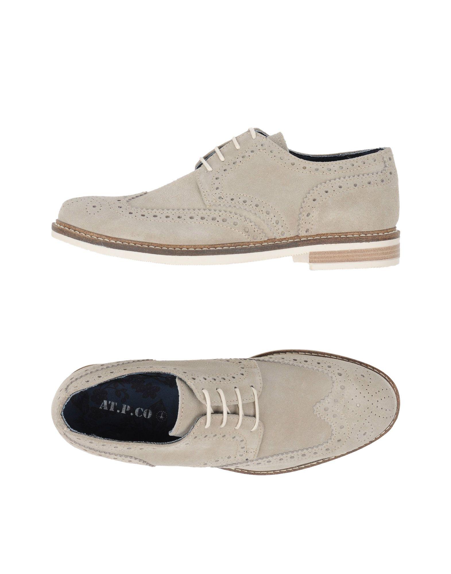 AT.P.CO Обувь на шнурках цены онлайн