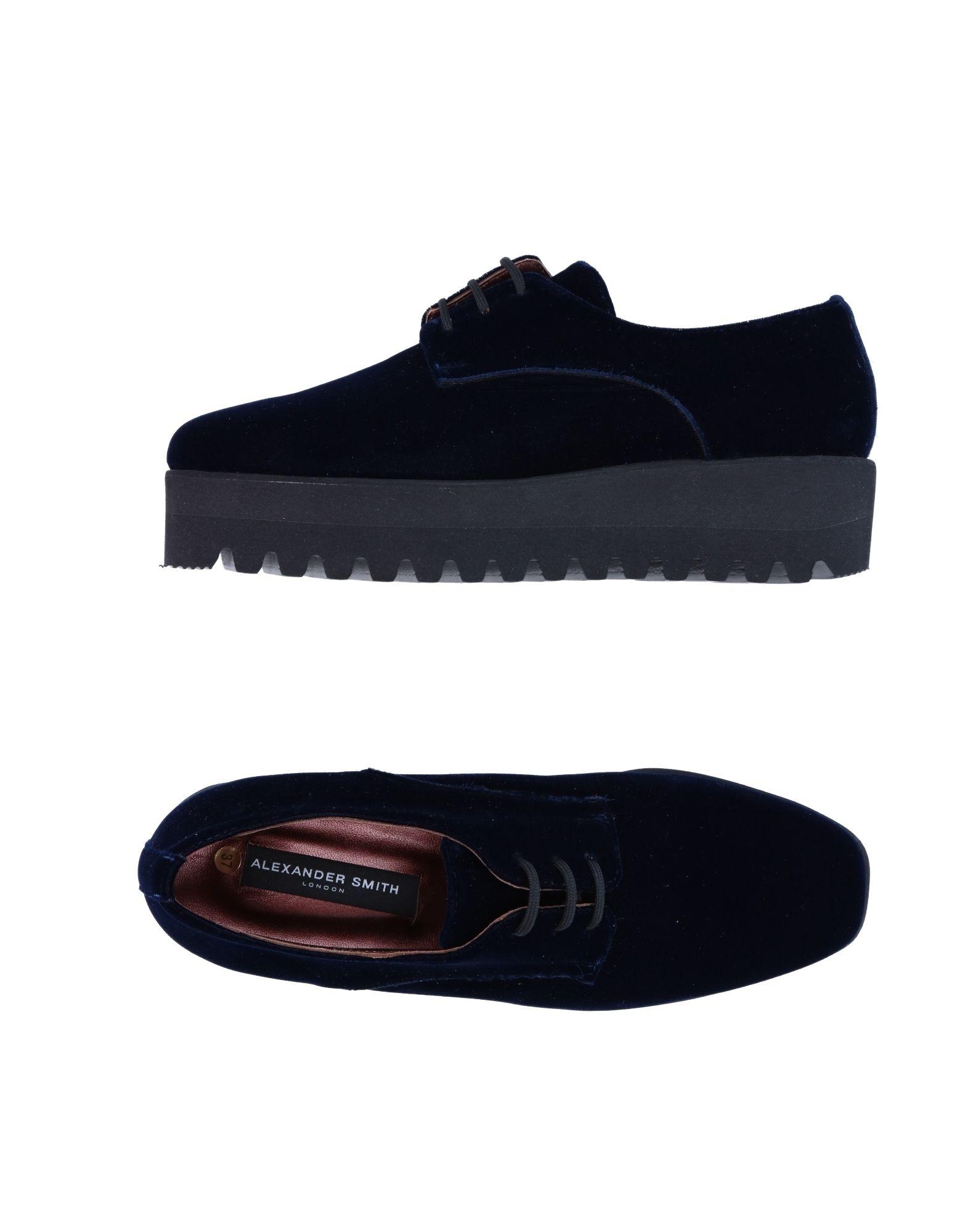 ALEXANDER SMITH Обувь на шнурках цены онлайн