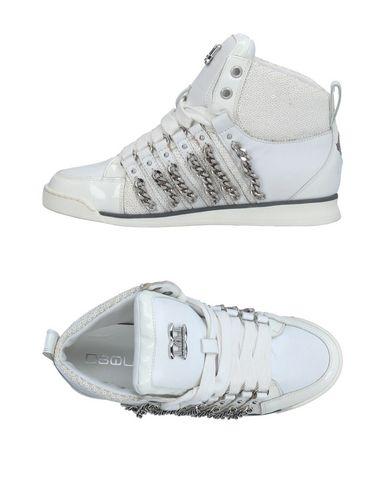 Высокие кеды и кроссовки DSQUARED2 11277135CO