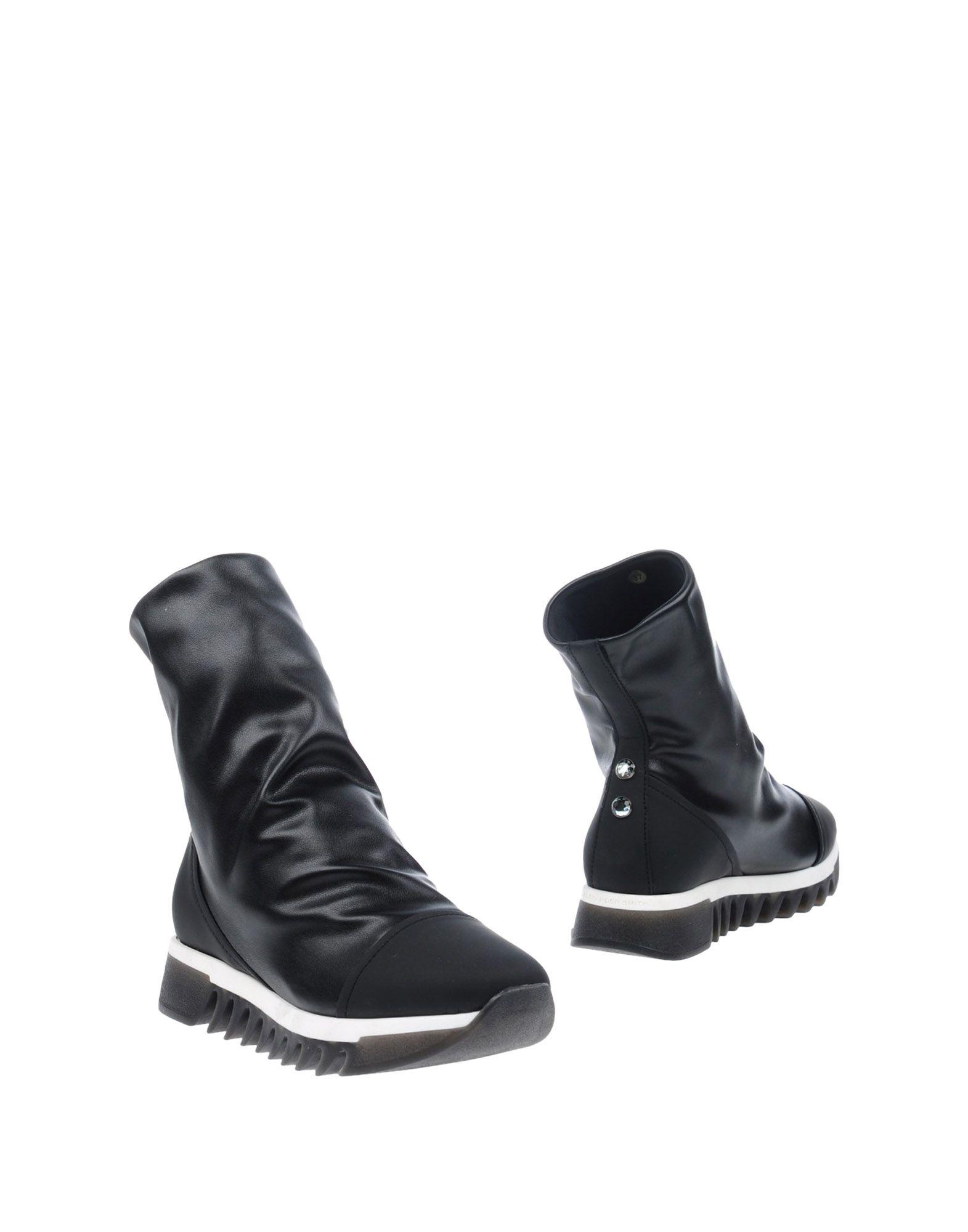 ALEXANDER SMITH Полусапоги и высокие ботинки 10 pcs soft synthetic hair make up sets
