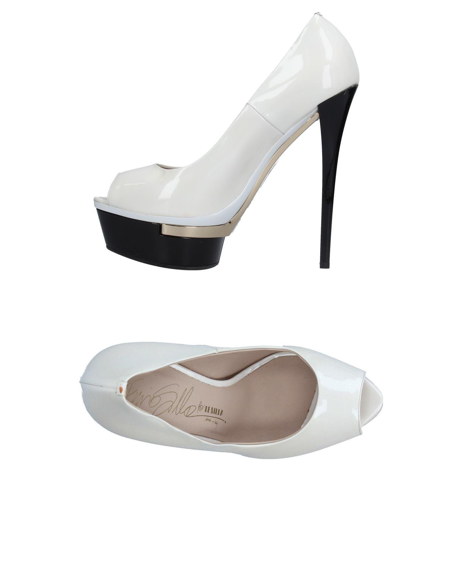 ENIO SILLA for LE SILLA Туфли цены онлайн