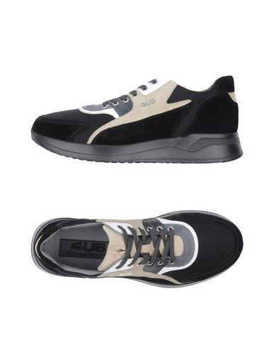 Низкие кеды и кроссовки CESARE PACIOTTI 4US 11277428EE