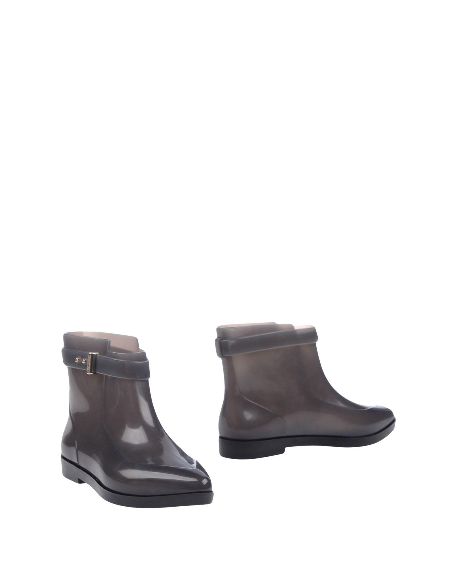 MELISSA + JASON WU Полусапоги и высокие ботинки резиновые ботинки melissa melissa me485awdqva7