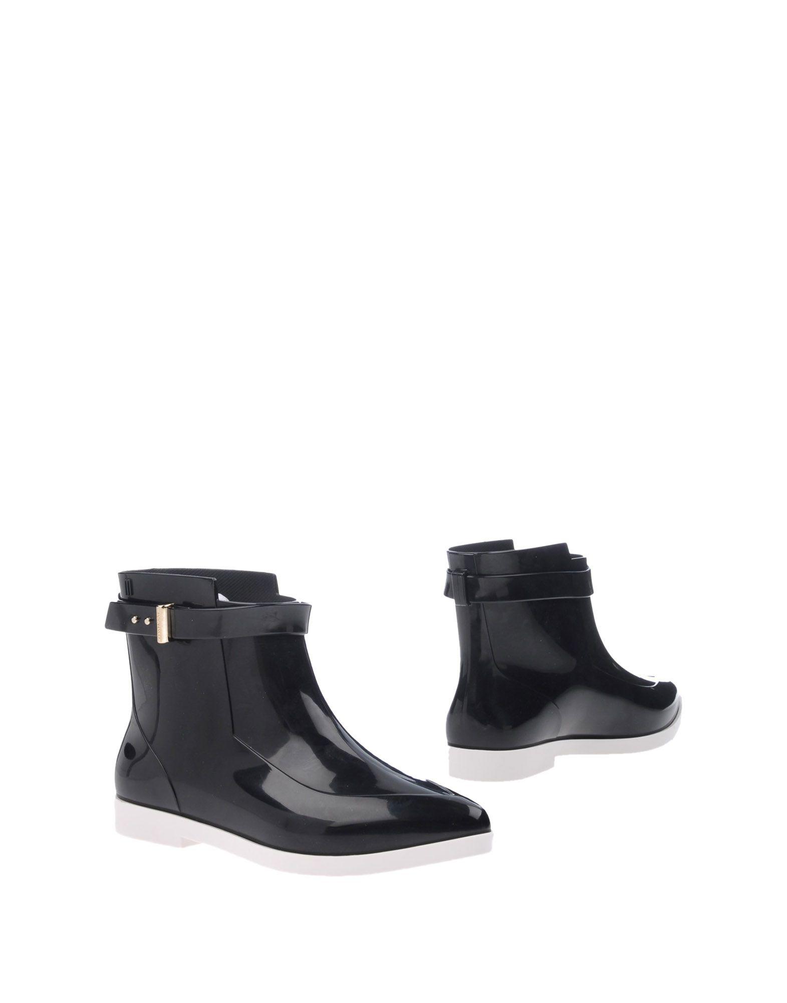 MELISSA + JASON WU Полусапоги и высокие ботинки 500g he shou wu powder black been polygonum multiflorum root 100