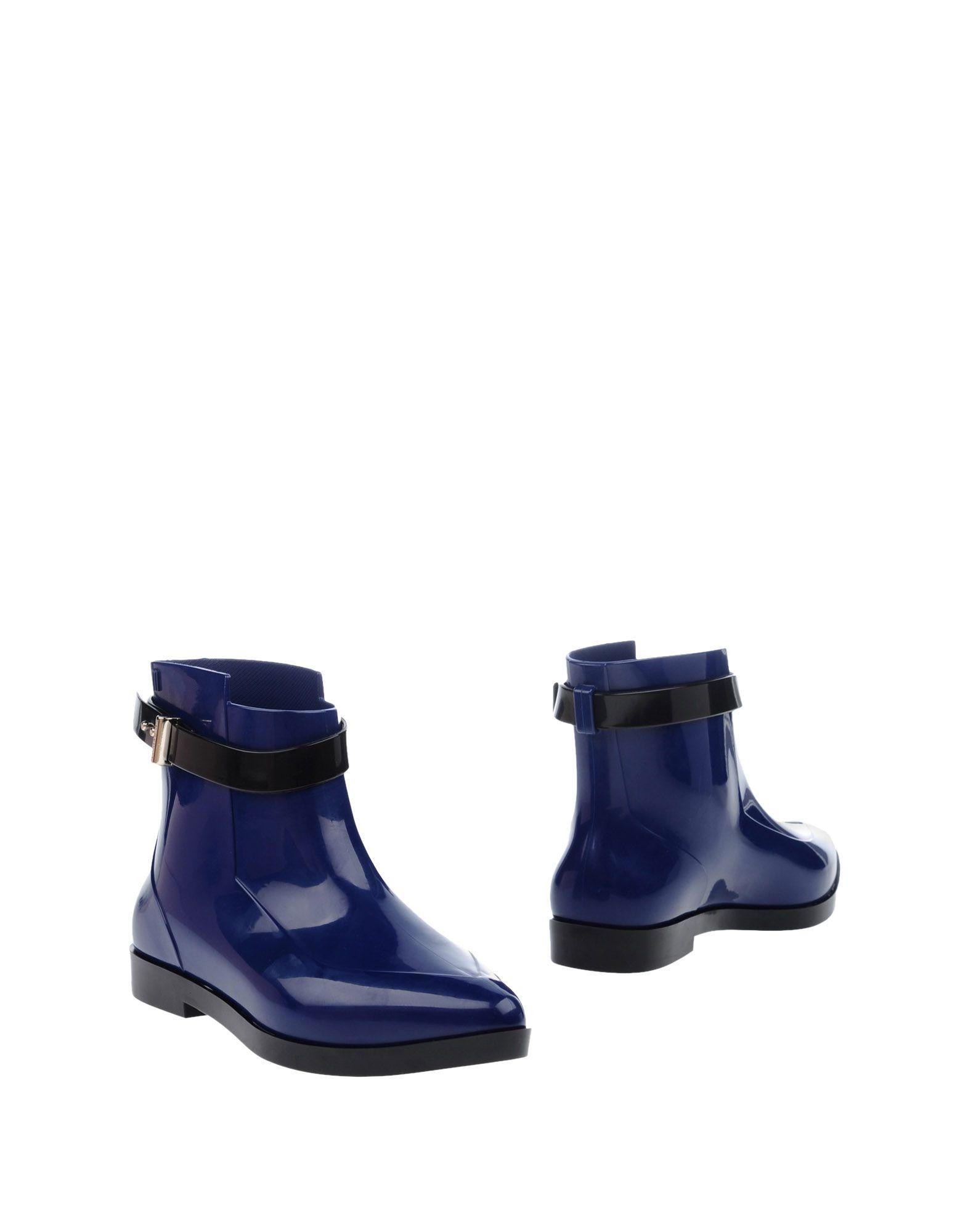 MELISSA + JASON WU Полусапоги и высокие ботинки цены онлайн