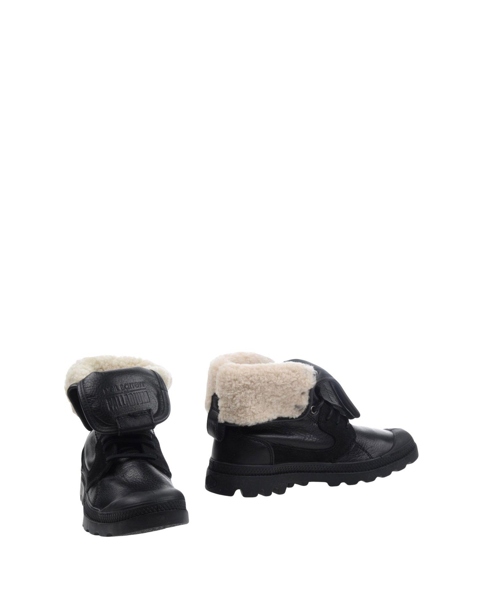 NEIL BARRETT for PALLADIUM Полусапоги и высокие ботинки neil barrett футболка