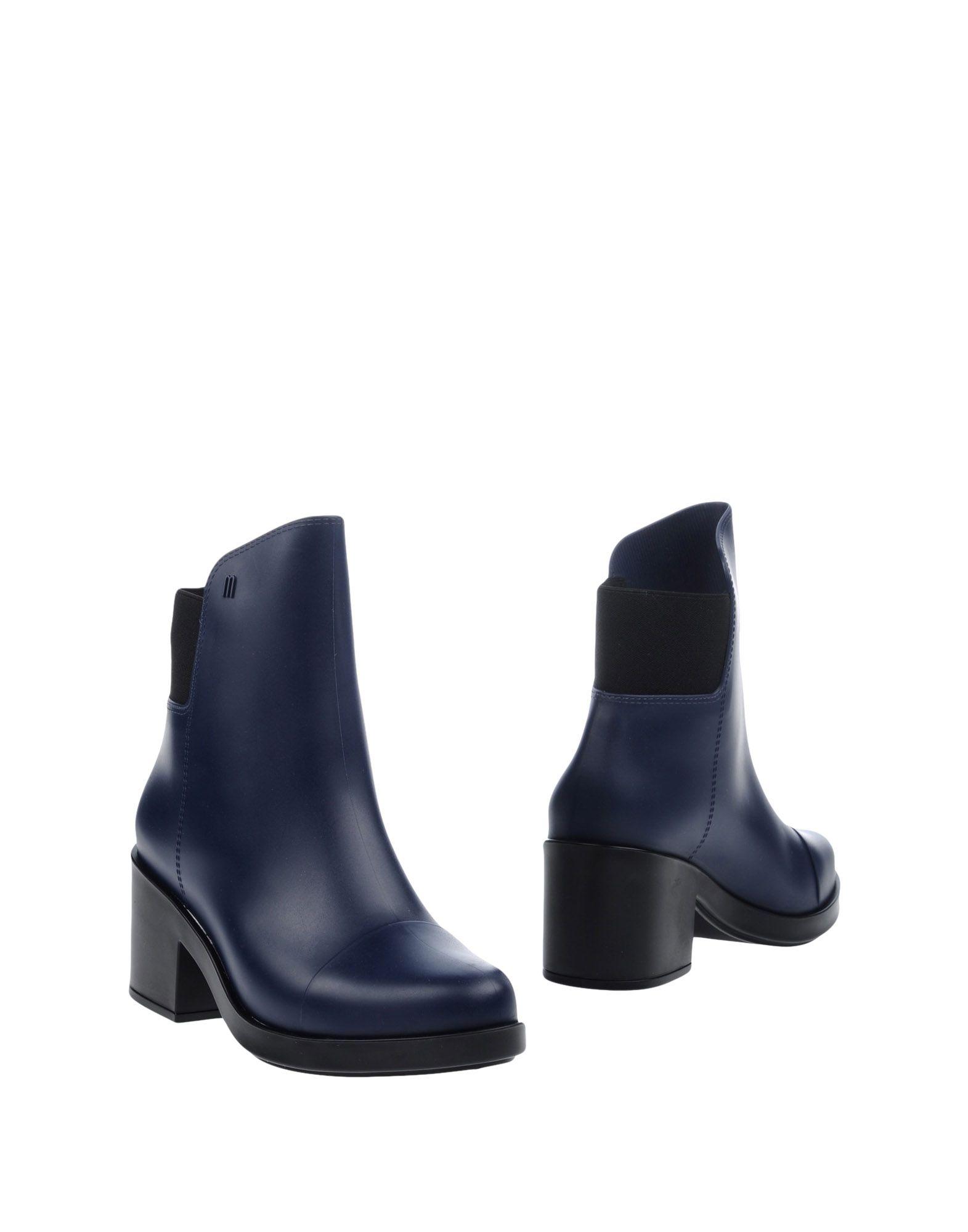 MELISSA Полусапоги и высокие ботинки резиновые полусапоги melissa melissa me485agcqzc8